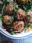 asiatiske kødboller