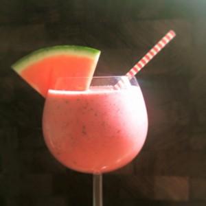 Smoothie med vandmelon